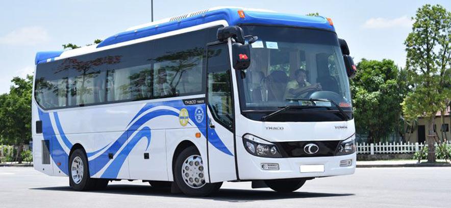 Ngoại thất xe Thaco Trường Hải